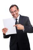 这里您的文本! 免版税库存照片