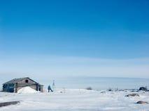 远征海岛 免版税图库摄影