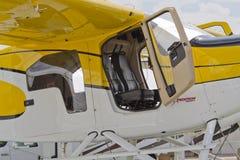 远征350门户开放主义的海上飞机关闭 图库摄影