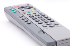 远程电视 免版税图库摄影