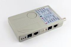 远程网测试器 库存照片