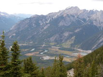 远足加拿大 库存图片
