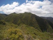 远足山脉Chicas在住处邦巴耕种圣罗克, CÃ ³ rdoba,阿根廷 免版税图库摄影