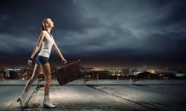 远足旅行 免版税图库摄影