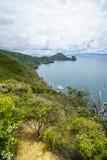远足Coromandel沿海走道,新西兰11 免版税图库摄影