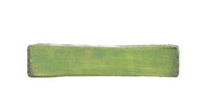 连字号被隔绝的破折号标志 免版税图库摄影