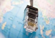 连接全世界 免版税库存照片