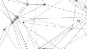 连接结构 向量例证