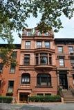 连栋房屋纽约,纽约 免版税库存照片