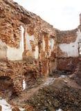 迟来的 城堡17世纪 库存图片