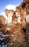 迟来的 城堡17世纪 图库摄影