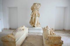 迦太基博物馆  免版税库存照片