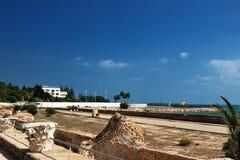 迦太基在突尼斯 免版税库存照片