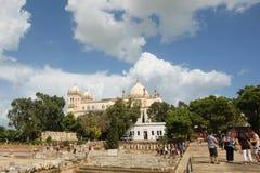 迦太基大教堂在突尼斯 免版税库存图片