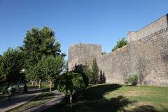 迪亚巴克尔城堡 免版税库存照片