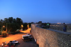 迪亚巴克尔城堡 库存照片