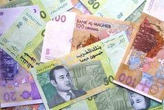迪拉姆货币 免版税图库摄影