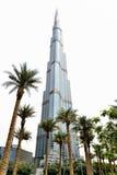 迪拜。 Burj Khalifa   库存图片