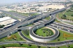 迪拜互换4 Safa公园 免版税库存图片