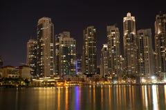 迪拜企业海湾 图库摄影