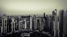 迪拜企业海湾 免版税图库摄影