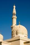 迪拜尖塔清真寺 图库摄影