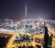 迪拜市街市  免版税库存照片