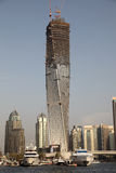 迪拜无限塔 图库摄影