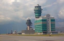 迪拜机场 库存图片