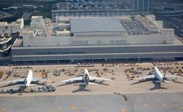 迪拜机场 图库摄影