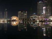 迪拜歌剧 免版税库存图片