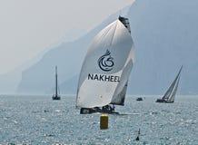 迪拜海运小组 免版税图库摄影