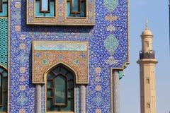 迪拜清真寺 图库摄影