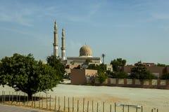 迪拜清真寺 免版税库存照片