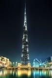 迪拜的Burj哈利法 库存图片