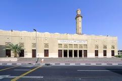 迪拜盛大清真寺 库存照片
