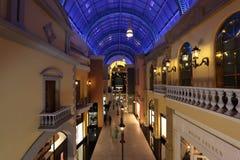 迪拜酋长管辖区购物中心 库存图片
