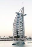 迪拜,阿拉伯联合酋长国- 10月8日:世界的前七st的全视图 免版税图库摄影