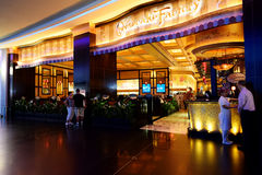 迪拜购物中心在迪拜 免版税库存图片