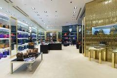 迪拜购物中心 库存图片