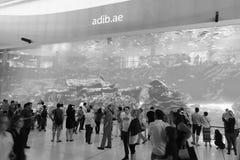 迪拜购物中心 图库摄影
