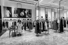 迪拜购物中心 免版税库存图片