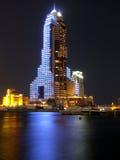 迪拜grosvenor房子 免版税库存照片