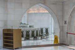 迪拜jumeirah清真寺 库存照片