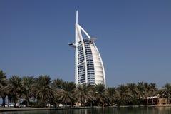 迪拜jumeirah madinat 图库摄影