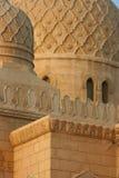 迪拜jumeriah清真寺阿拉伯联合酋长国 免版税库存图片