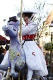 迪斯尼乐园游行玛丽Poppins 免版税库存图片