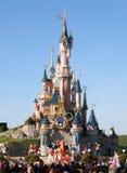 迪斯尼乐园巴黎显示 库存图片