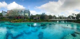 迪斯尼春天,奥兰多,佛罗里达 免版税库存图片
