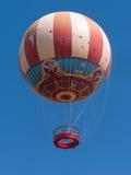 迪斯尼气球乘驾 免版税库存图片